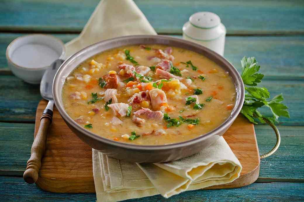 суп гороховый из супового набора фото изделия