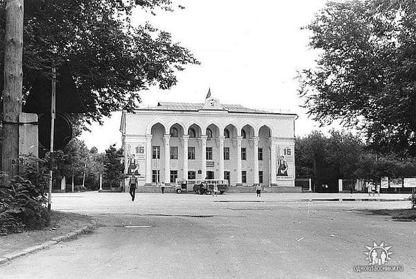 Старые фото кинотеатров джамбула