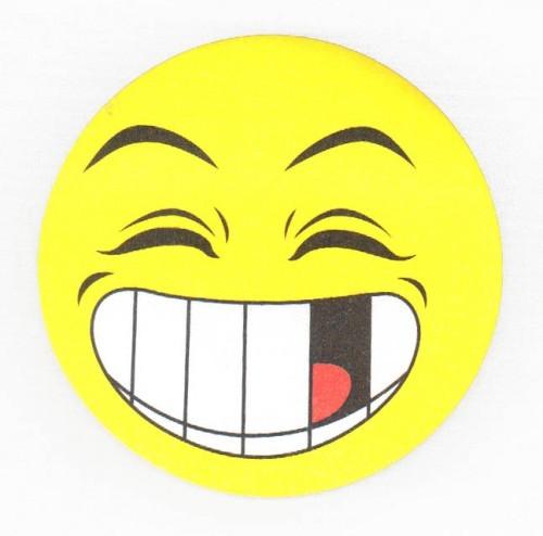 Красивый улыбающийся смайлик фото часто