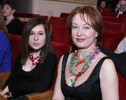 Лариса Удовиченко, дети - bez-makiyazha.ru